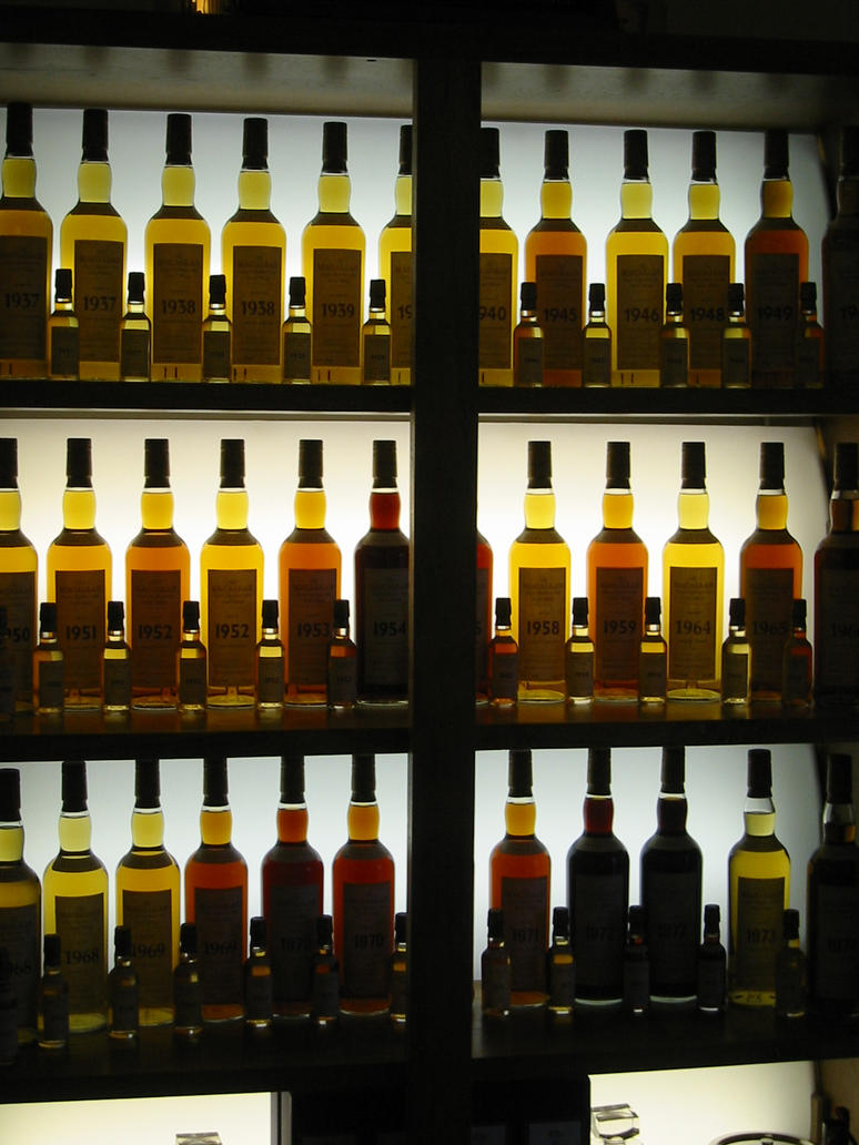 Whisky Cabinet By DeadBride ...