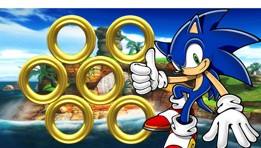 Sonic The Hedgehog Playstation Vita Wallpaper By OmegaPokemonLeague