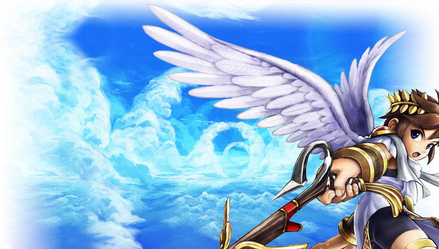 Kid Icarus Playstation Vita Wallpaper Dark By OmegaPokemonLeague On DeviantArt