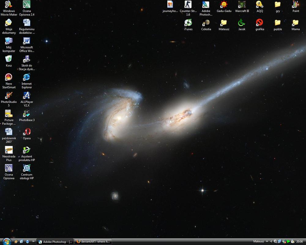 Desktop by matiiii