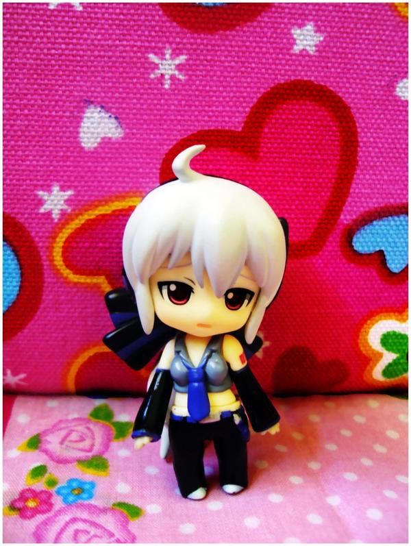 Vocaloid - Little Haku by nikeBrAcE