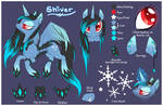 Shiver Pony Reference