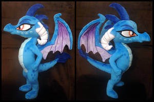 Princess Ember Plush .: SOLD :. by AlicornParty