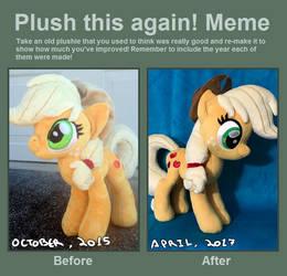 Plush This Again - Applejack