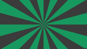 Minty Spiral Dark by CustomArtDesigner