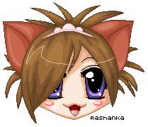 Fox Girl by Rashanka