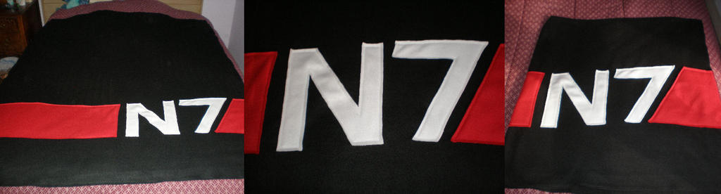 N7 Blanket - Commissionable by Feena-c