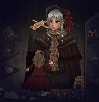 AshereiDollmaker by Mytho-Dreas