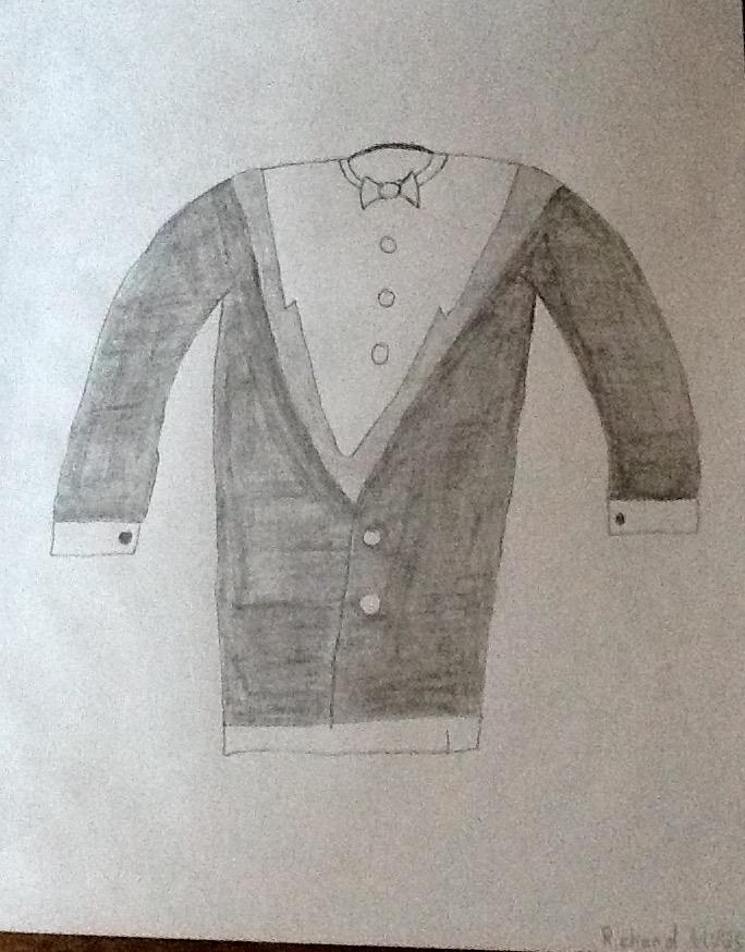 Tuxedo suit by artist9795