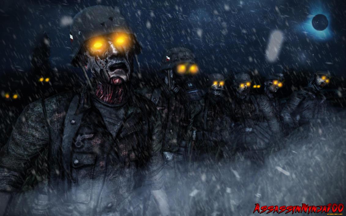 Nazi Zombies 2 by AssassinNinja100