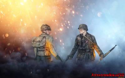 Standoff by AssassinNinja100