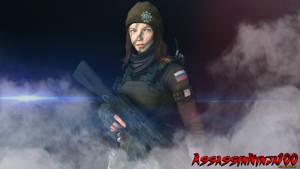 The Alpha by AssassinNinja100