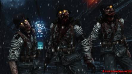Grupe 935 Soldats (Zombie variant) by AssassinNinja100