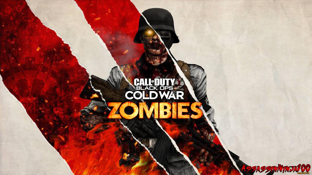 Black Ops Cold War Zombies Fanmade By Assassinninja100 On Deviantart