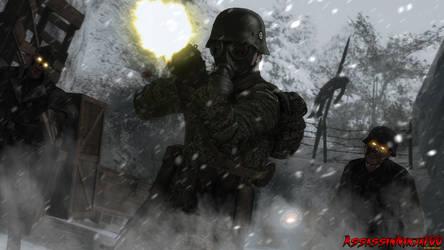 Zombie Terror by AssassinNinja100