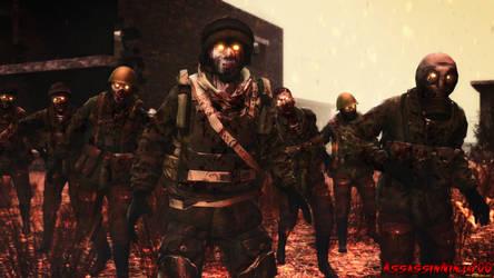 Attack of the Dead Men by AssassinNinja100