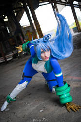 Nejire Hadou : on the way ! by kittychamallow