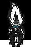 Skunk Pixel by BlackWolfTala