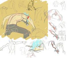 OHYEA..sketches