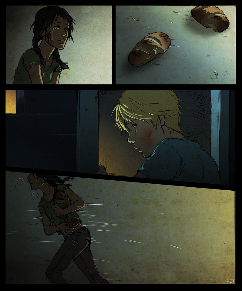 Hunger Games Fan Art Katniss And Peeta Burn - ContestEntry by...
