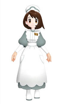 Pokemon Gloria demote as   maid