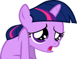 Twilight Filly - Dejected