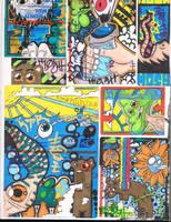 Black book page-squid n bear by K12RES
