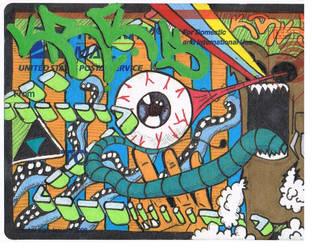 Bear Eye by K12RES