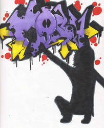 Black Book Page - MOSH Graf by K12RES