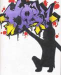 Black Book Page - MOSH Graf