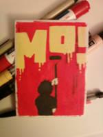 MOSH Guy Slap by K12RES