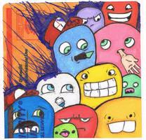 'Faces' Slap by K12RES