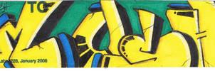 MOSH sticker slap by K12RES