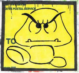 Gumba stencil slap by K12RES