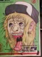 Zombie Dude Slap by K12RES