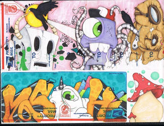 New Black book cover by K12RES