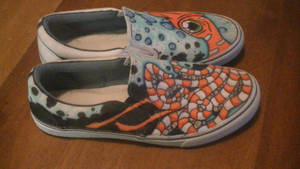 Squid Shoes 2 by K12RES