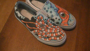 Squid Shoes by K12RES