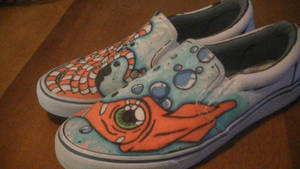 Squid Shoes 4 by K12RES
