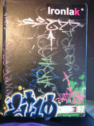 Black book cover by K12RES
