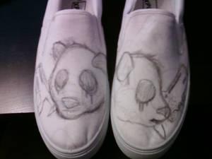 Pandas with guns -sketch- 3