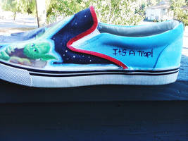 Star Wars Shoes by K12RES
