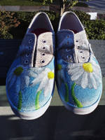 Daisy Shoes Front by K12RES