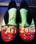 Arizona shoes no laces