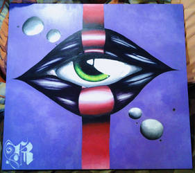 Eye see you by K12RES