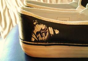 shoes eyes -signature-