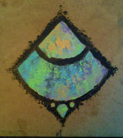 The logo stencil by K12RES