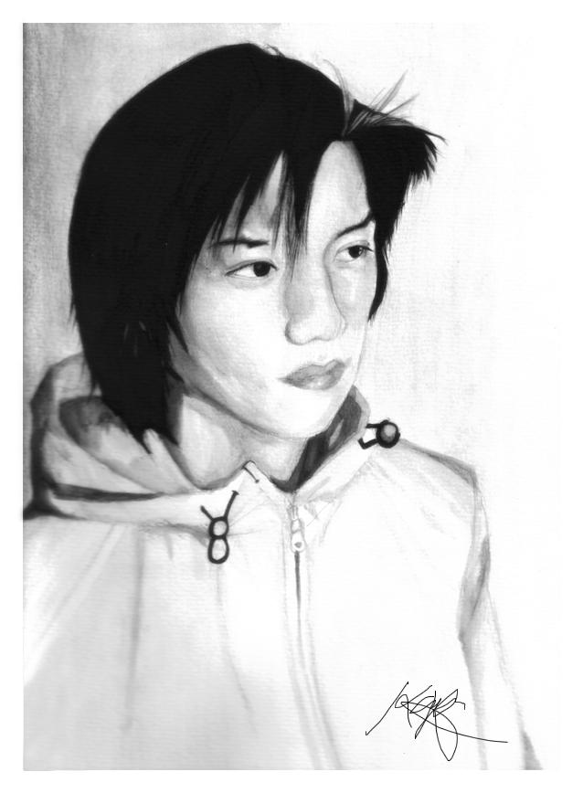 Takizawa Hideaki by yamirabbit