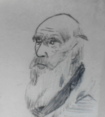 Happy bday Darwin by smarticusws