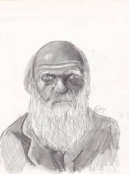 Happier birthday, Darwin by smarticusws